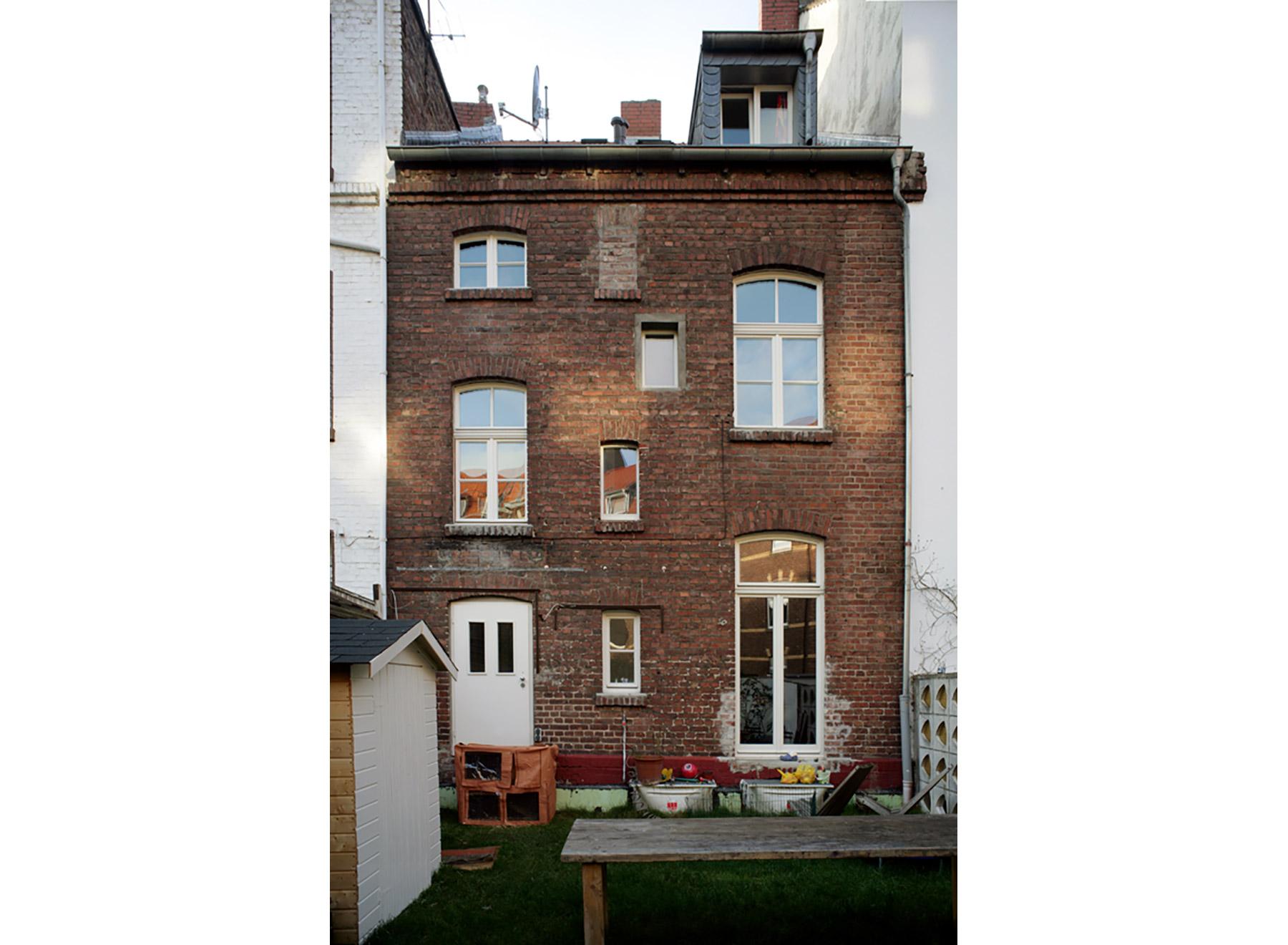 rear facade, photo: Veit Landwehr