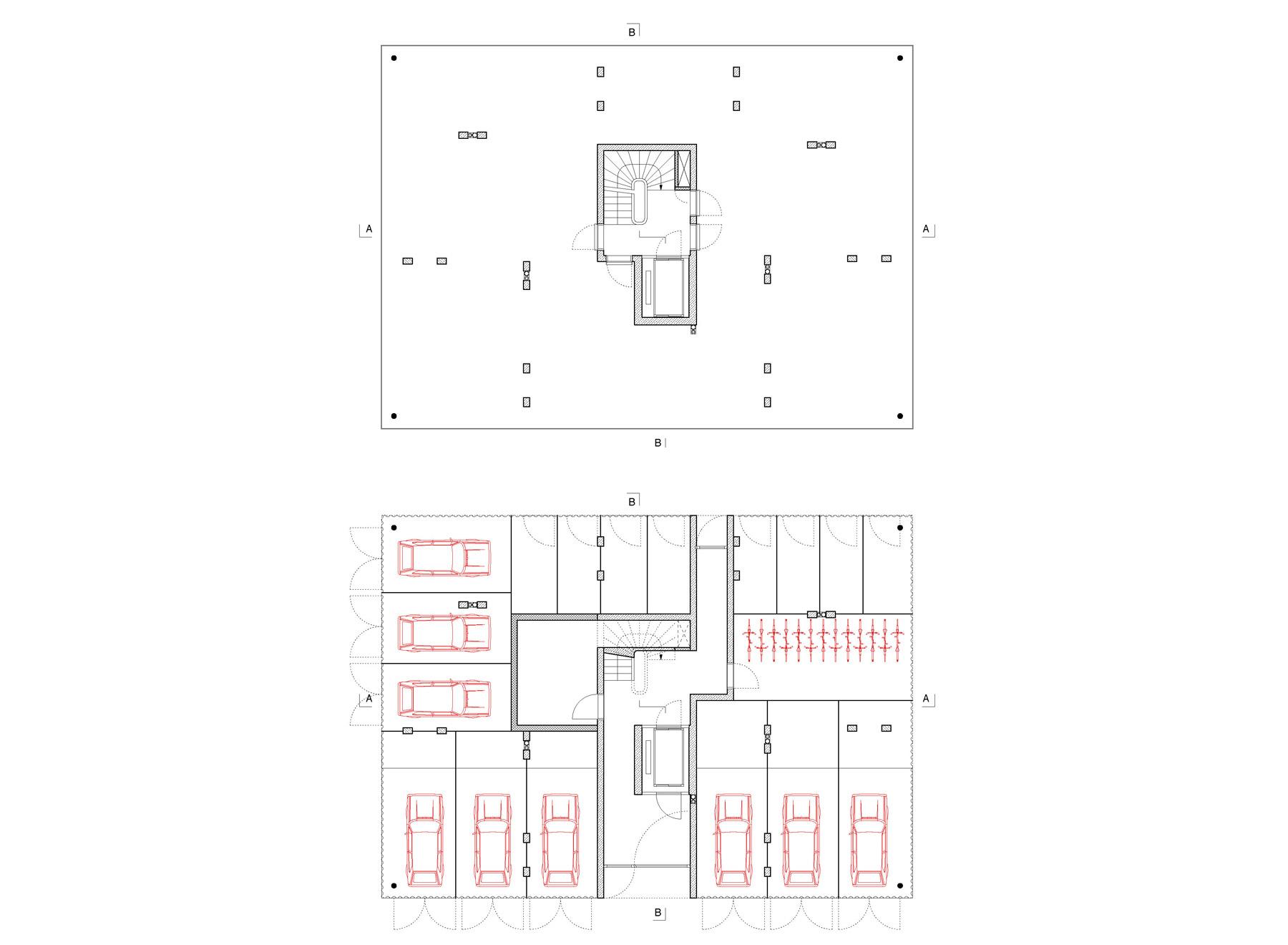 floor plan ready for settlement - ground floor plan