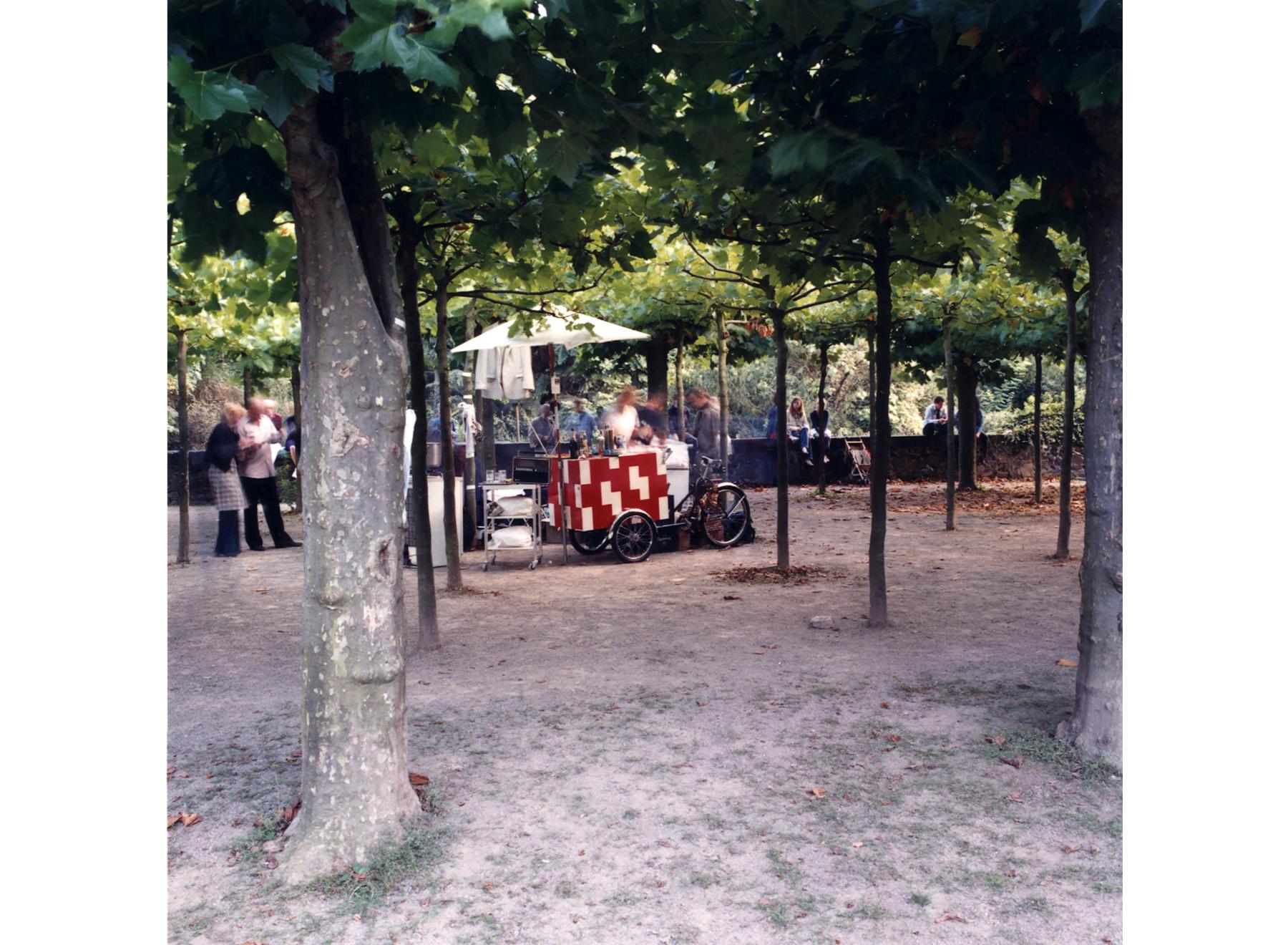 Friedenspark, photo: Alfred Jansen