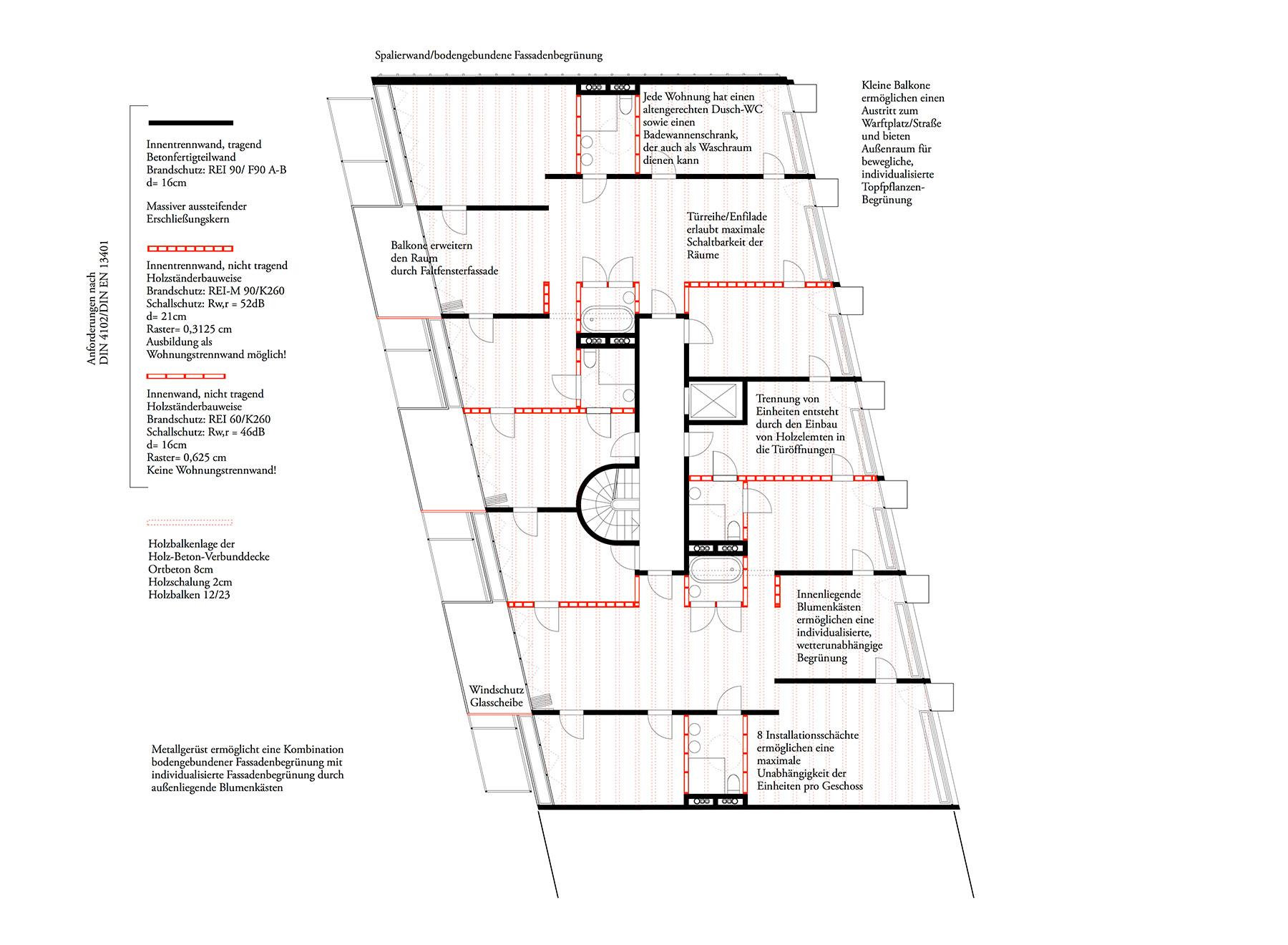 floor plan structure