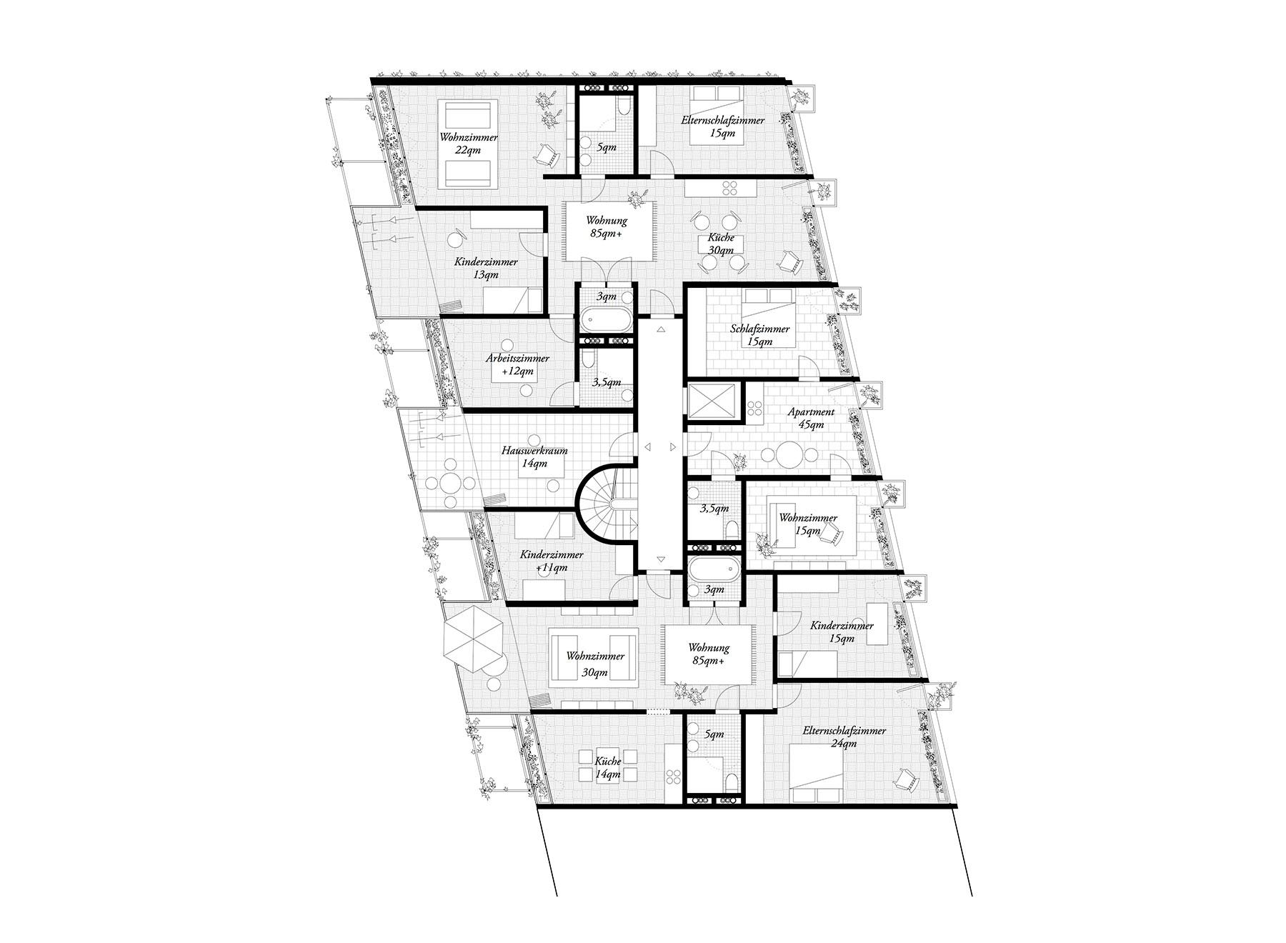 possible floor scenario