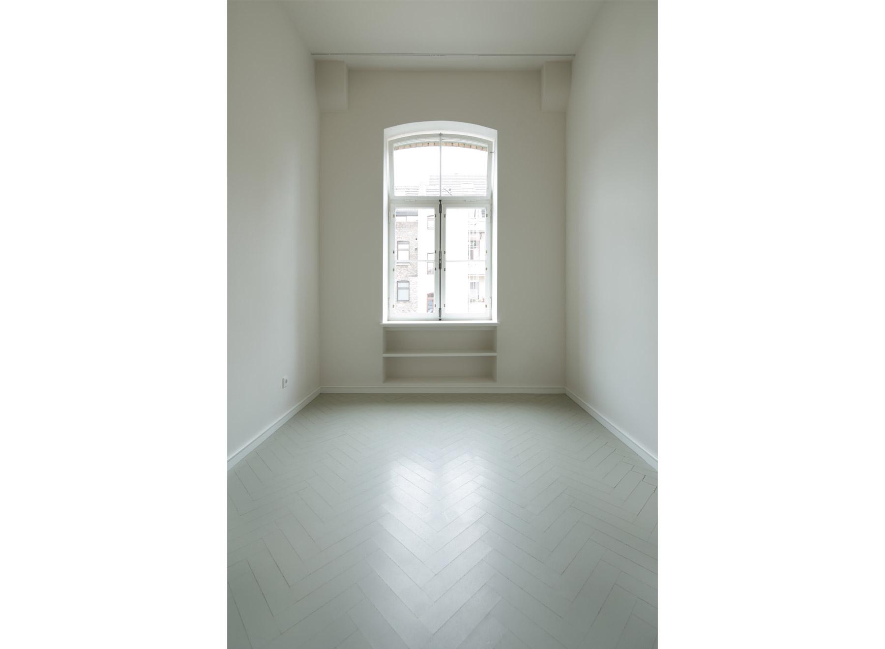 bedroom, photo: Jan Rothstein