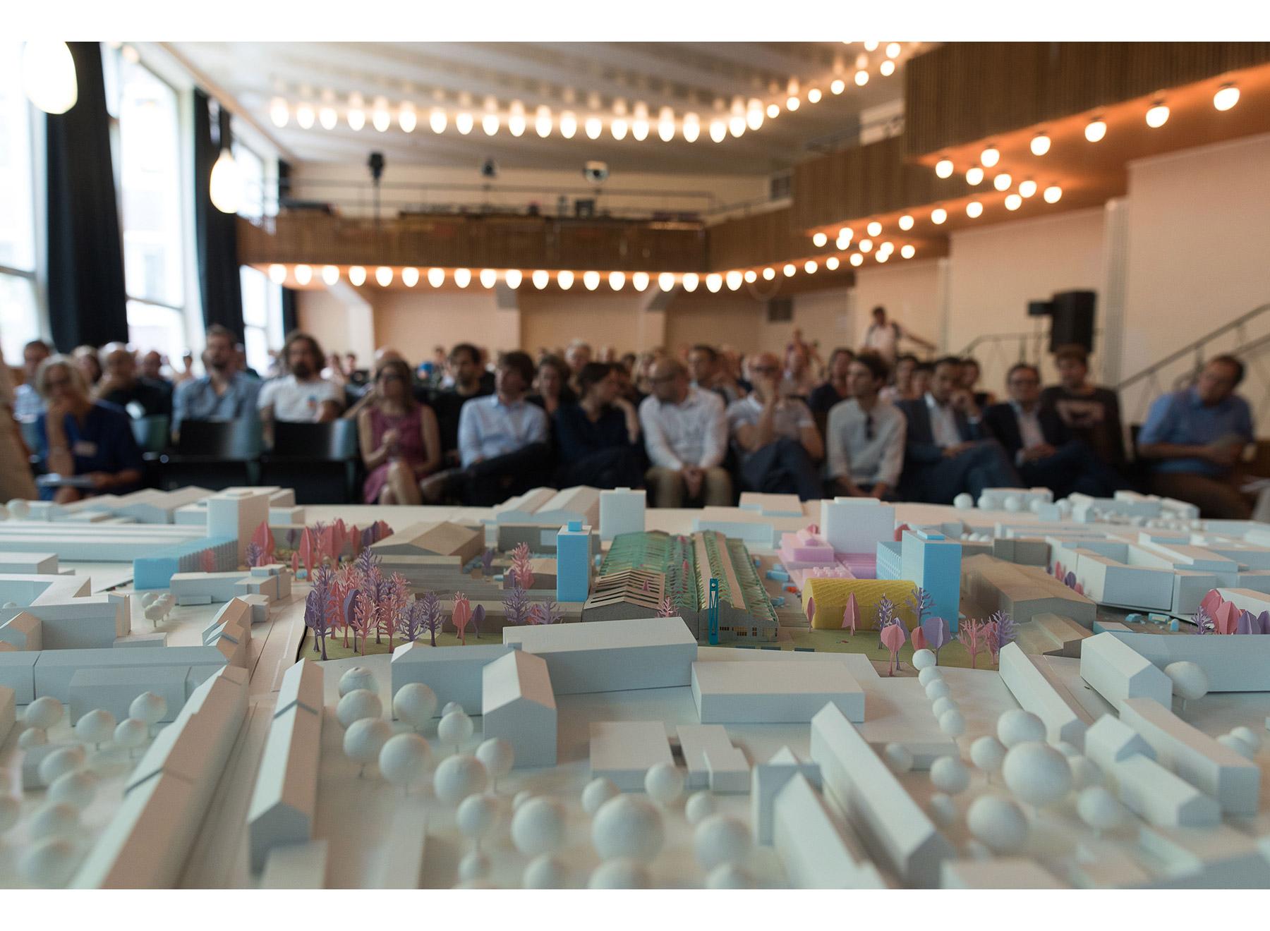 public participation, photo: Dewey Muller Partnerschaft mbB Architekten Stadtplaner