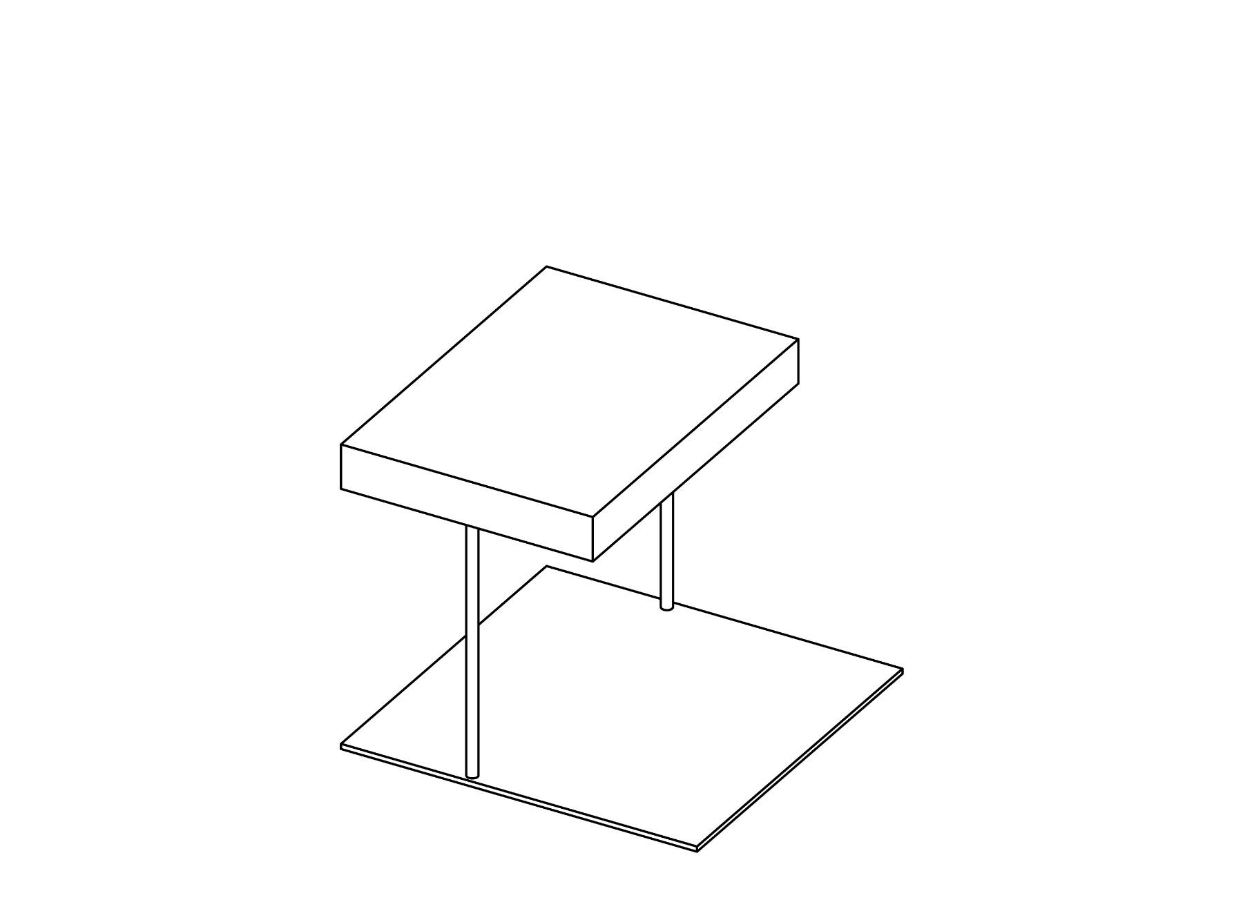 DIN A1 table