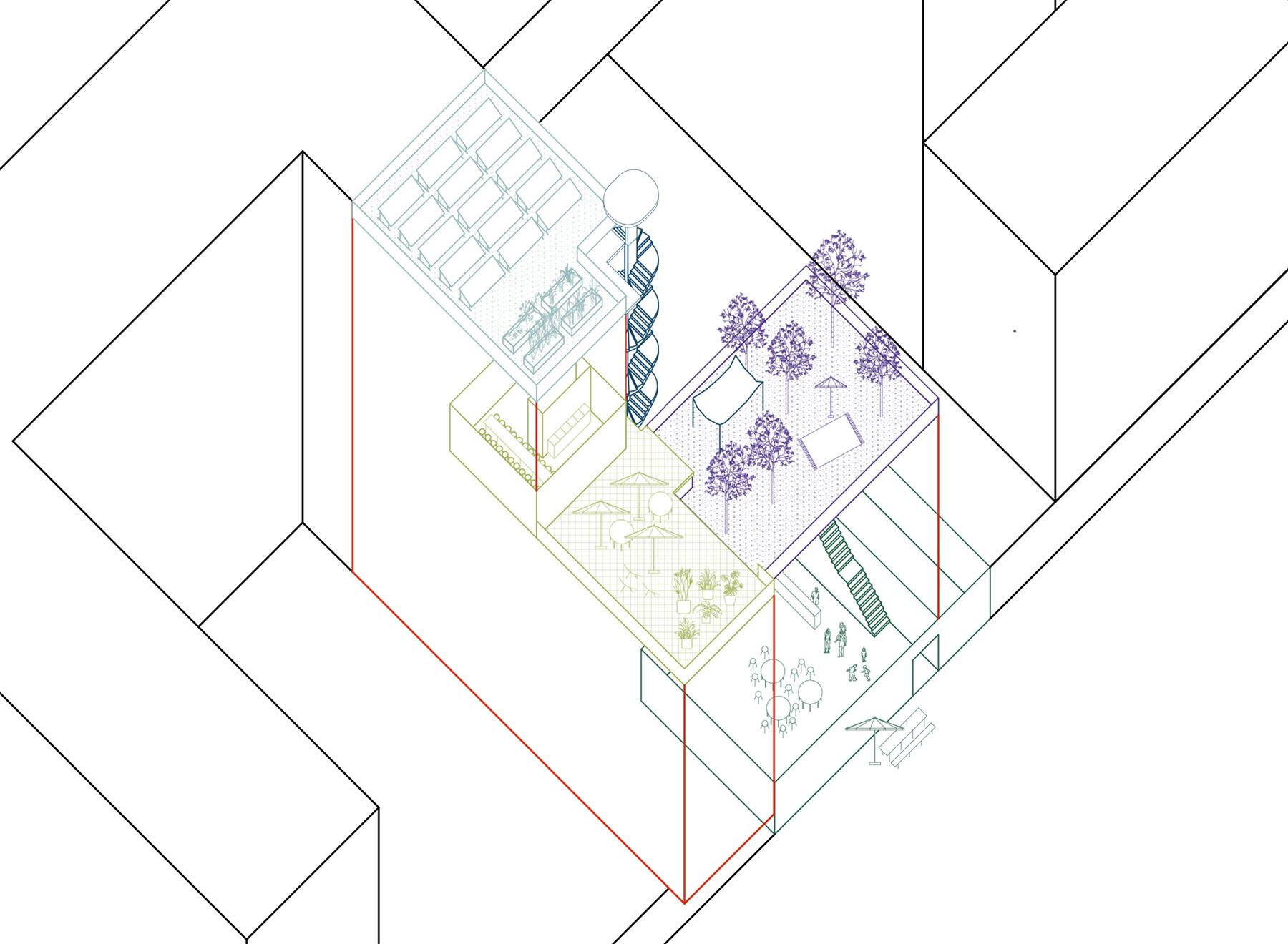 common spaces
