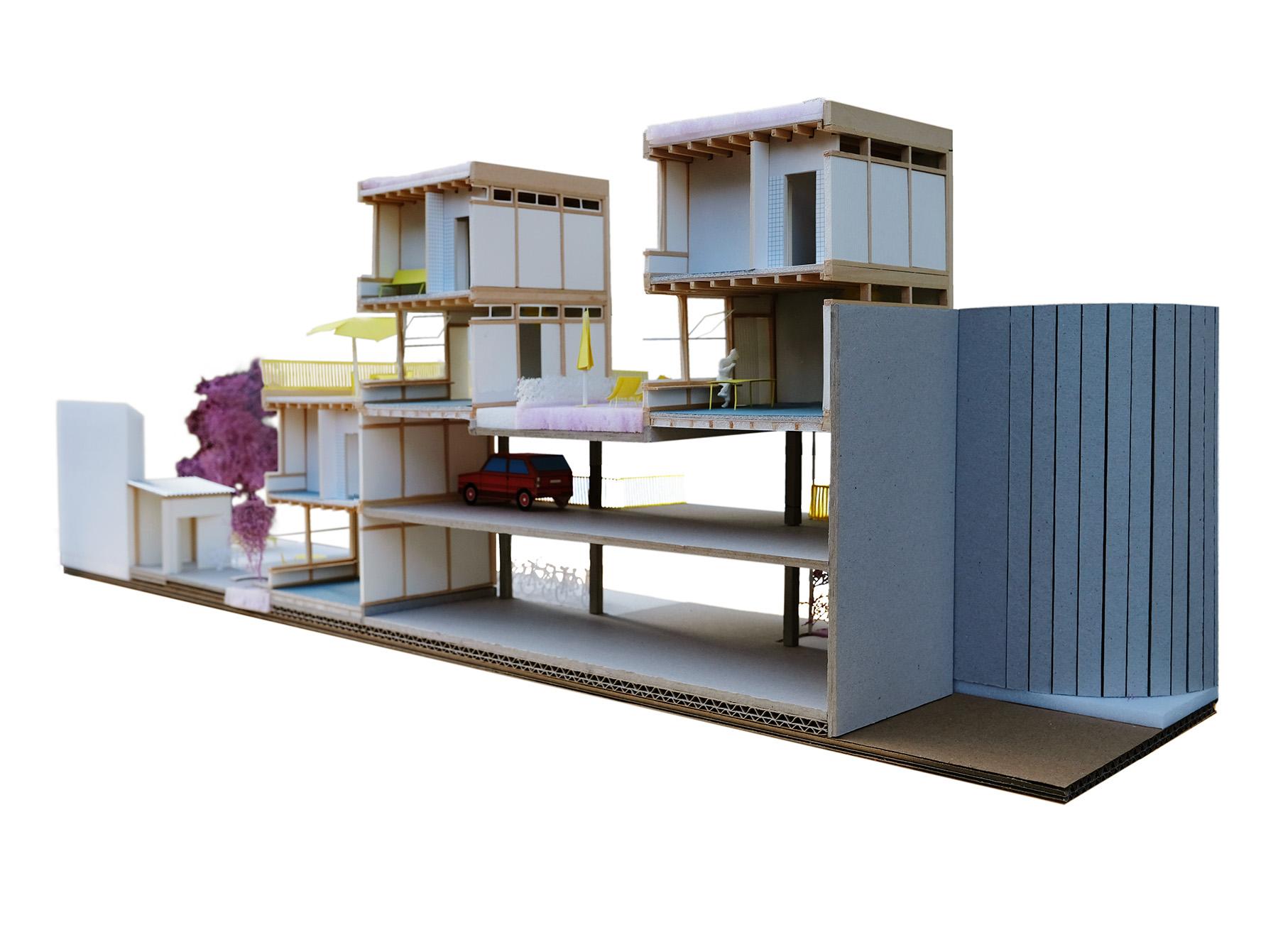 section model